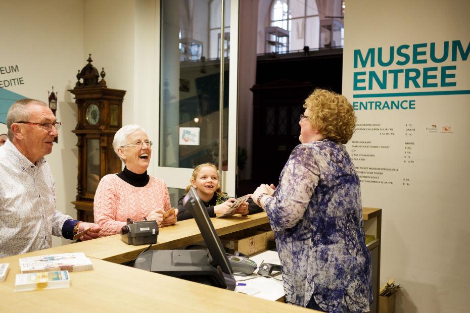 entreeprijzen tot Museum Speelklok