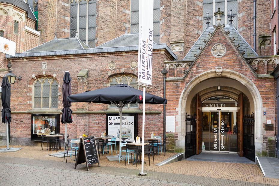 Adres en contact: Museum Speelklok, Steenweg 6 in Utrecht