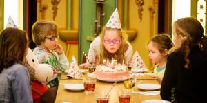 Verjaardagsfeestje in Museum Speelklok