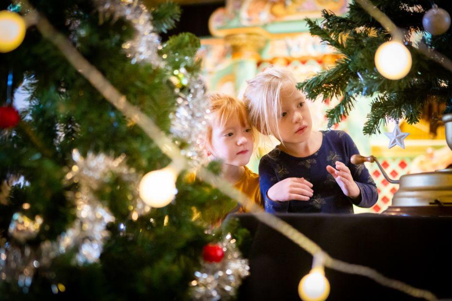 Kerst in Museum Speelklok