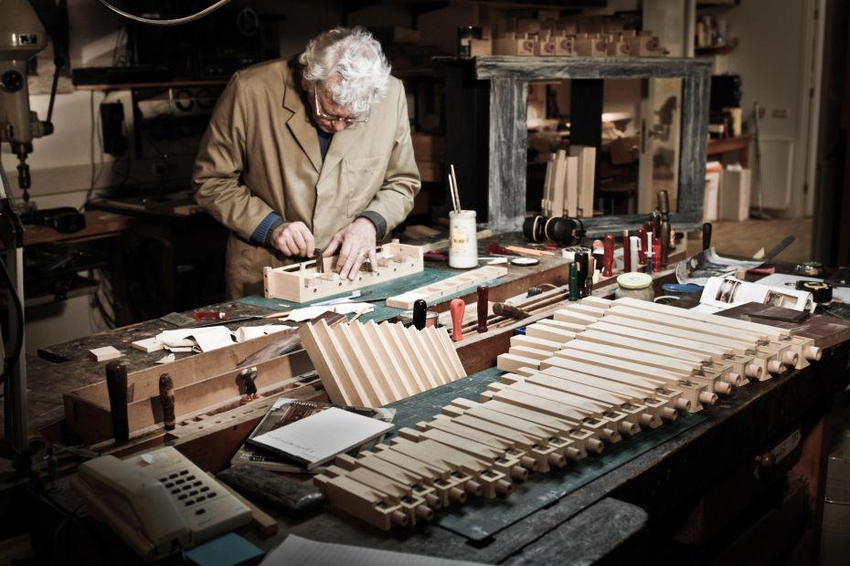 restaureren orgels