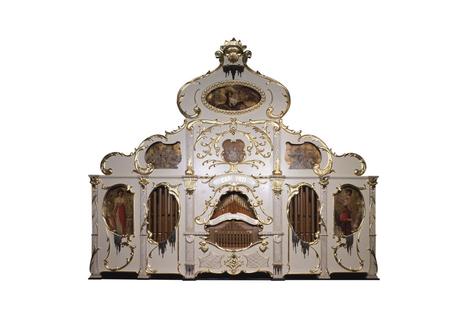 Draaiorgel De Huyskens Museum Speelklok