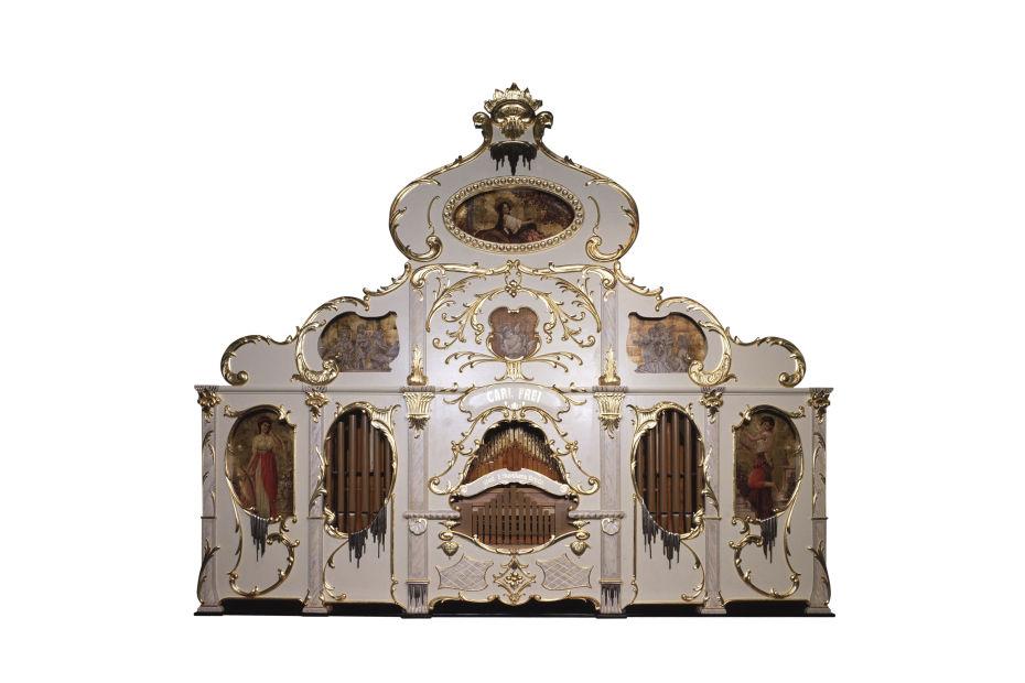 Draaiorgels: De Huyskens Museum Speelklok