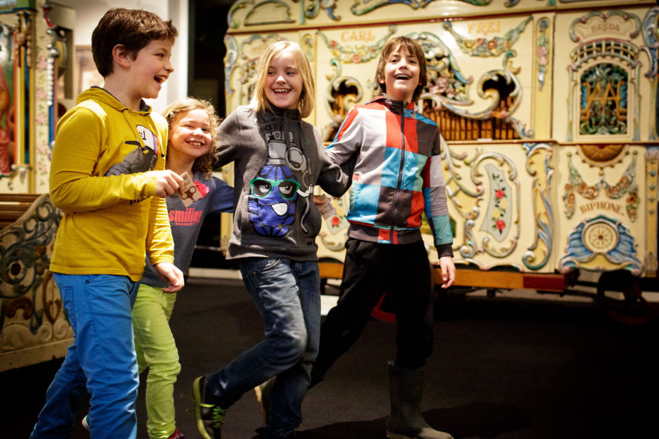 Museum Speelklok in het centrum van Utrecht