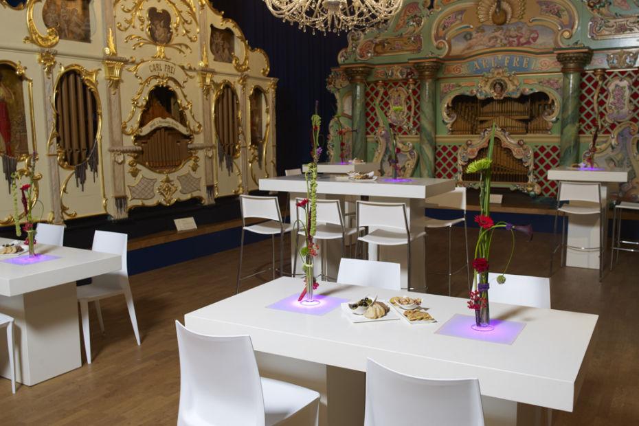 eetlocatie en feestlocatie Utrecht centrum Museum Speelklok