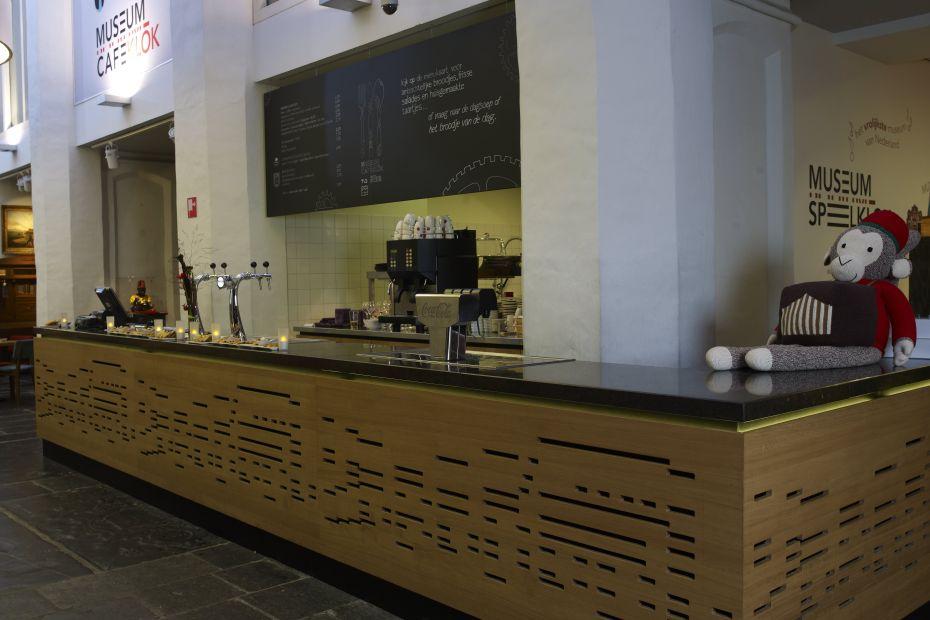 Museumcafé feestlocatie en borrellocatie Utrecht centrum
