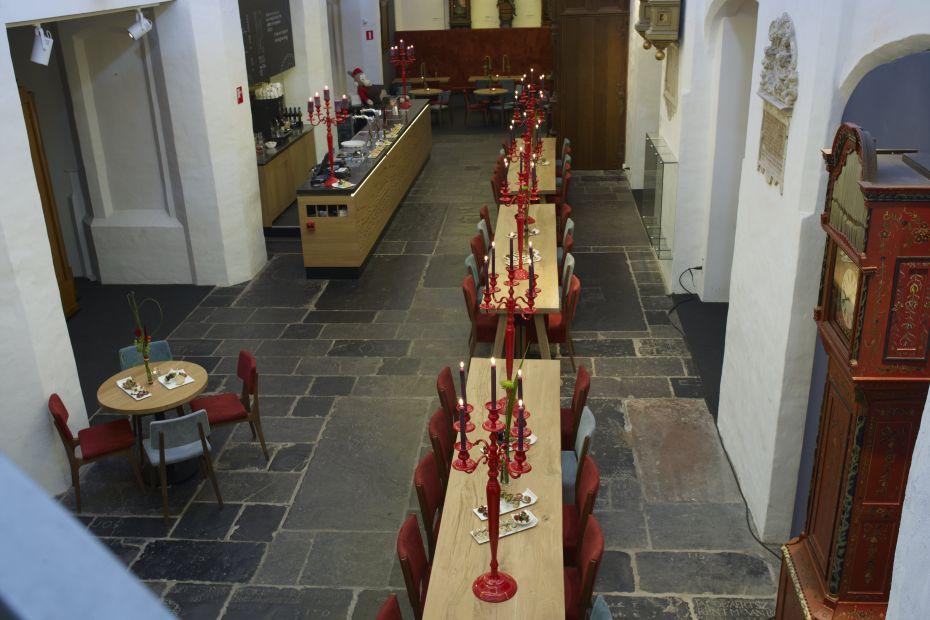 borrel locatie Utrecht centrum Museum Speelklok