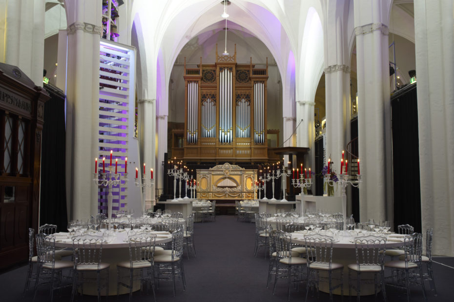 Unieke trouwlocatie in Utrecht