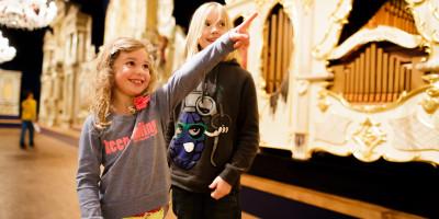 Bezoek Museum Speelklok in Utrecht met kinderen tijdens de voorjaarsvakantie