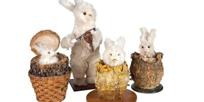 Automaten konijnen Museum Speelklok