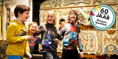 Bezoek Museum Speelklok in Utrecht met kinderen tijdens de krokusvakantie
