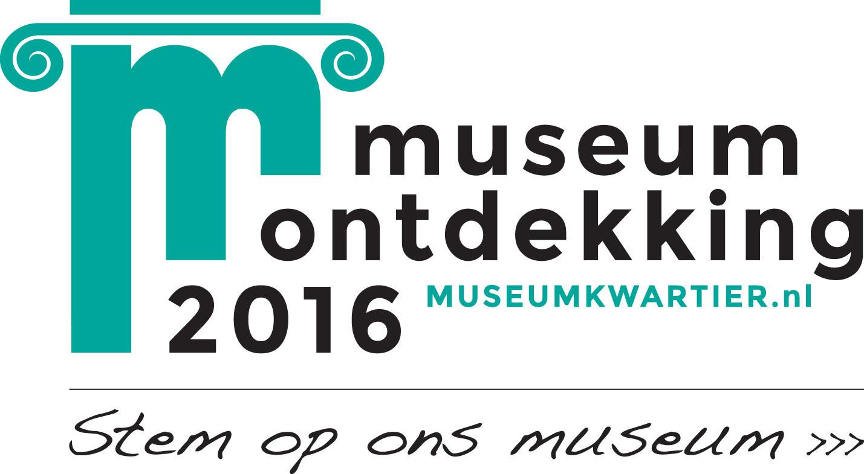 Stem op ons museum voor de Museum ontdekking 2016- museumkwartier