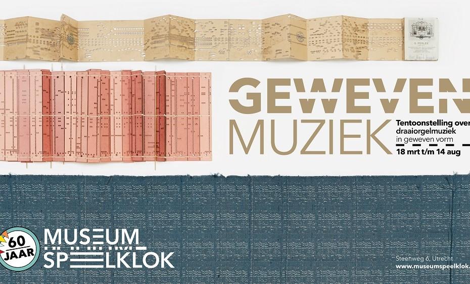 Museum Speelklok tentoonstelling Geweven Muziek web