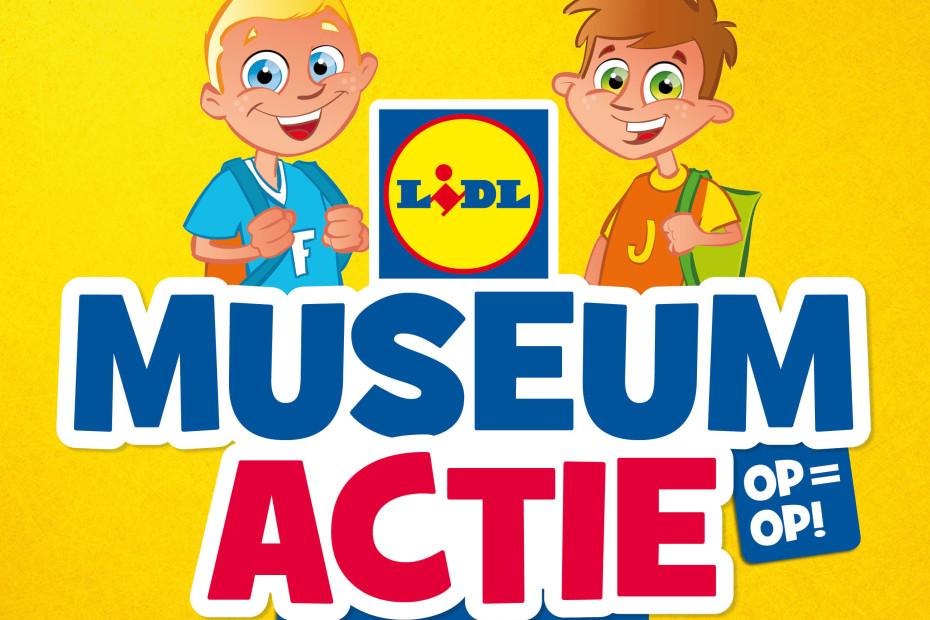 Deelname Museum Speelklok in Museumactie Lidl