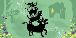 Voorjaarsvakantie: sprookje De Bremer Stadsmuzikanten