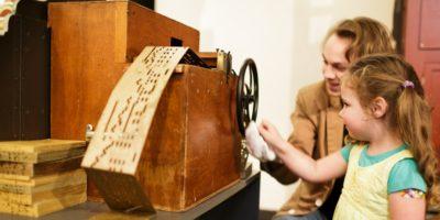 Voorjaarsvakantie Zuid: op draaiorgelavontuur met de orgelman