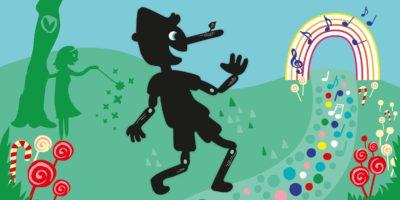 Zomer: muzikaal voorleessprookje van Pinokkio