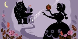 Herfstvakantie: muzikale sprookjesvoorstelling Belle en het Beest