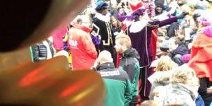 Lange Gavioli bij de Sinterklaas intocht