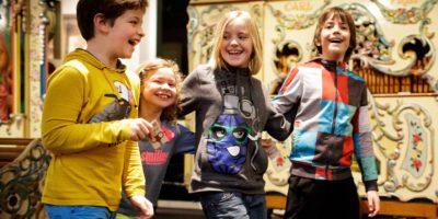 Vier de herfstvakantie in Museum Speelklok