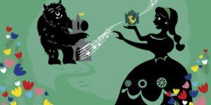 Voorjaarsvakantie: sprookjesvoorstelling van Belle en het Beest