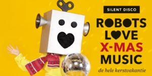 Kerstvakantie: silent disco boordevol kerstliedjes