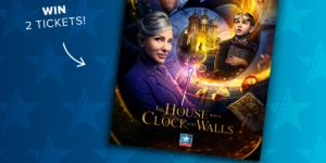 Win 2 kaartjes voor 'The House With A Clock In Its Walls'