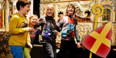 Sinterklaasrondleidingen in Museum Speelklok