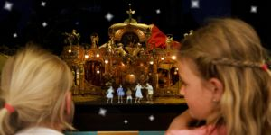 Vanaf 11 december: Muzikale Kerstrondleidingen