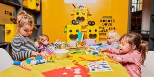 Kinderfeestje vol muziek in Museum Speelklok