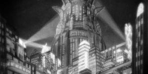 17 februari: Stomme film Metropolis met muziek van Daan van den Hurk op Fotoplayer