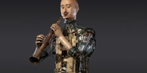 t/m 3 maart: Documentaire over Robot uit Robots love Music te zien in Museum Speelklok