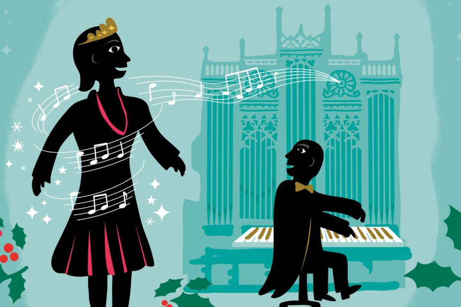 Kerstvakantie: De muzikale familievoorstelling De tovenaar van het witte orgel