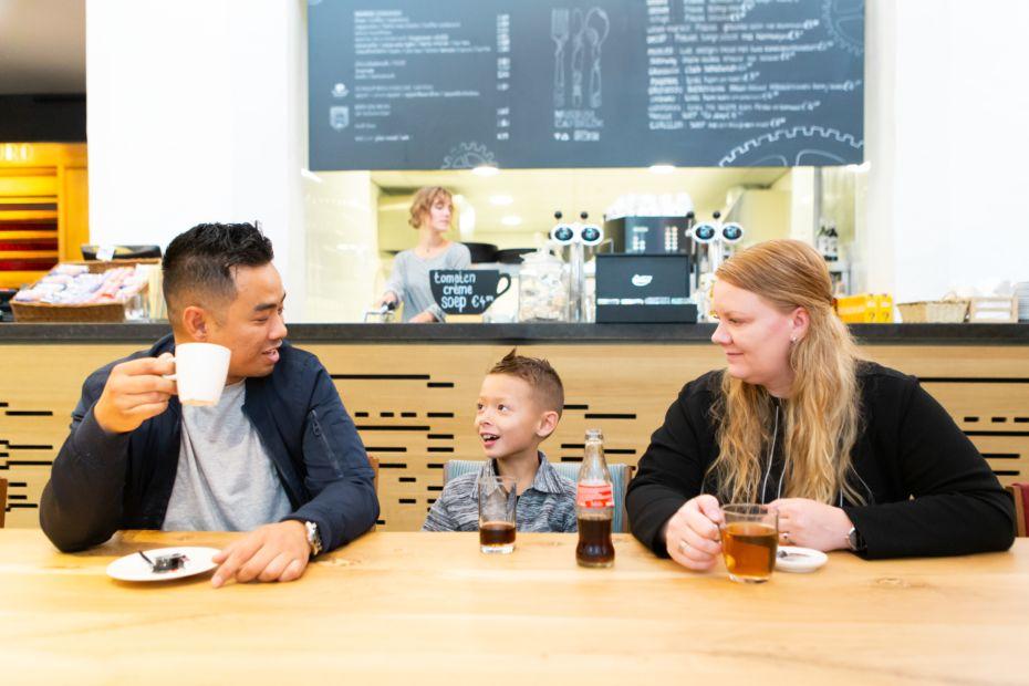 Museumcafé Klok biedt verschillende lekkernijen