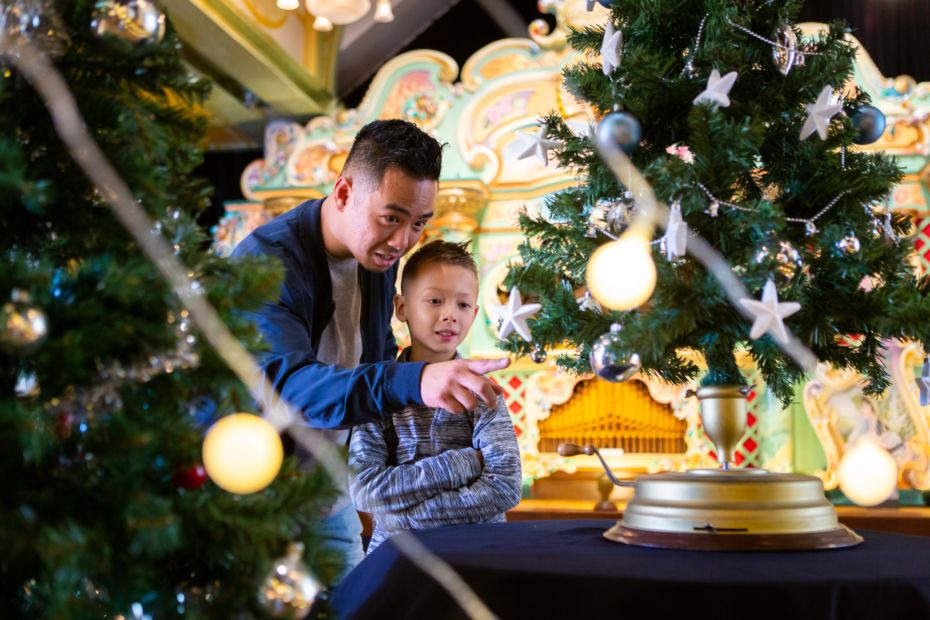 Muzikale kerst in Museum Speelklok