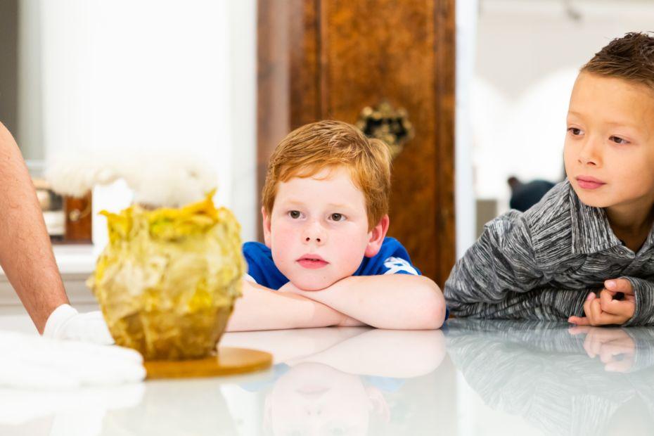 Het Konijn in de Kool blijft favoriet onder kinderen