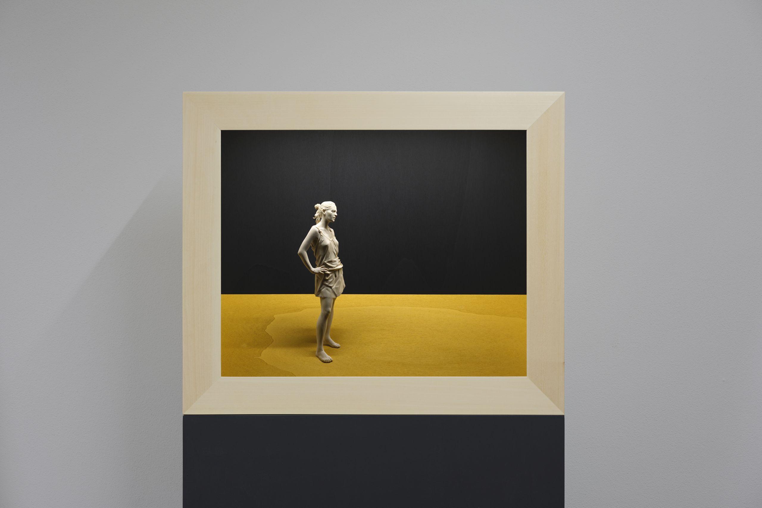 Kunstwerk Peter Demetz in Museum Speelklok
